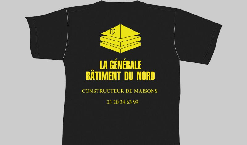 Impression Tee-shirt Douai